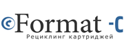 """компания """"format -C"""" logo"""